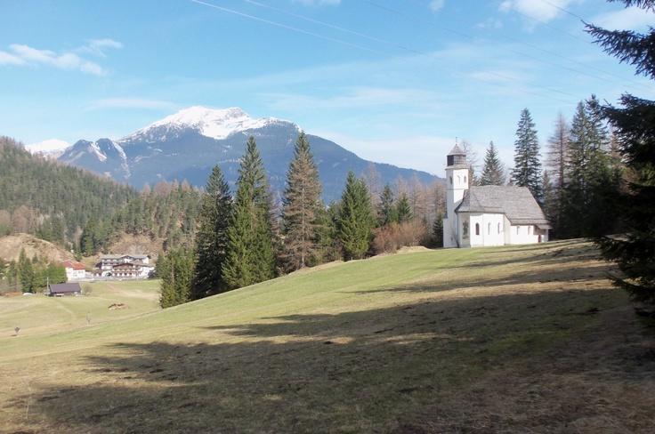Biberwier, Rochuskapelle