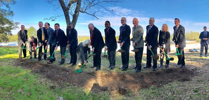 U.S. Secretary of Agriculture Sonny Perdue delivered keynote address at the grou… U.S. Secretary of Agriculture Sonny Perdue delivered keynote address at the groundbreaking ceremony for a new research facility at the Agricultural Research Service (ARS) Southeast Poultry Research Laboratory...