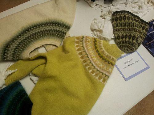 Seattle Knitters Guild: Bohus Stickning