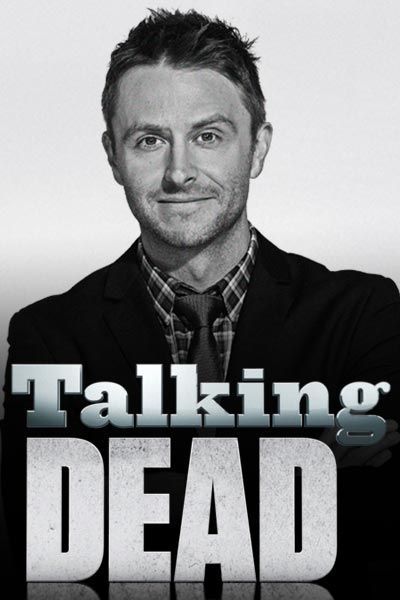 Talking Dead - Chris Hardwick