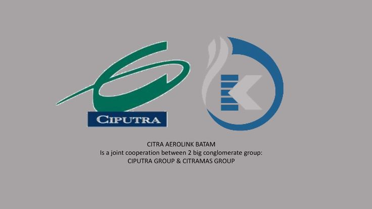 Citra Aerolink Batam  PT Ciputra Residence bekerjasama dengan Kabil Citra Nusa untuk pengembangan kawasan tersebut dengan konsep bangunan berorientasi lingkungan melalui program Eco Culture.