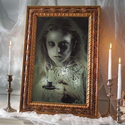 Mantel Halloween Decorating Ideas