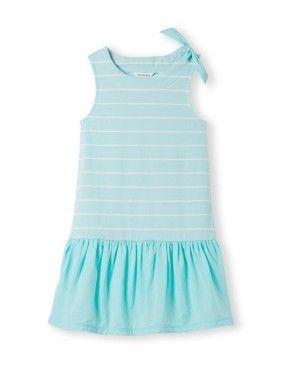 Tie Shoulder Dress | Woolworths.co.za
