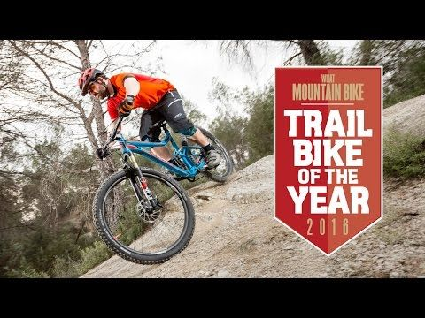 Giant Trance SX 27.5 - Trail Bike of the Year - Contender - YouTube