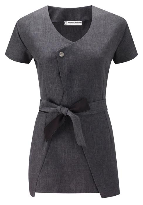19 best images about spa uniform on pinterest for Spa uniform grey