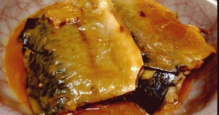 ご飯がすすむサバ味噌煮☆ by TSUNKORO [クックパッド] 簡単おいしいみんなのレシピが253万品