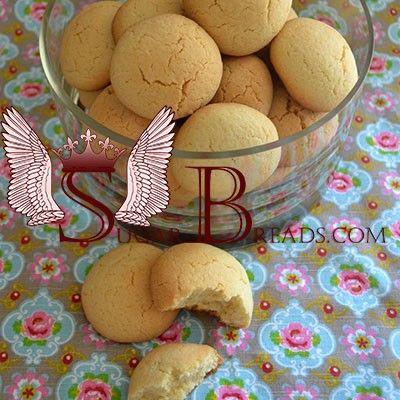 Песочное печенье. Galletas