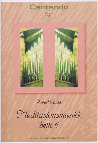 Coates, Robert - Meditasjonsmusikk 4