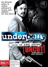 Underbelly II, gripping stuff, as good as the first series.