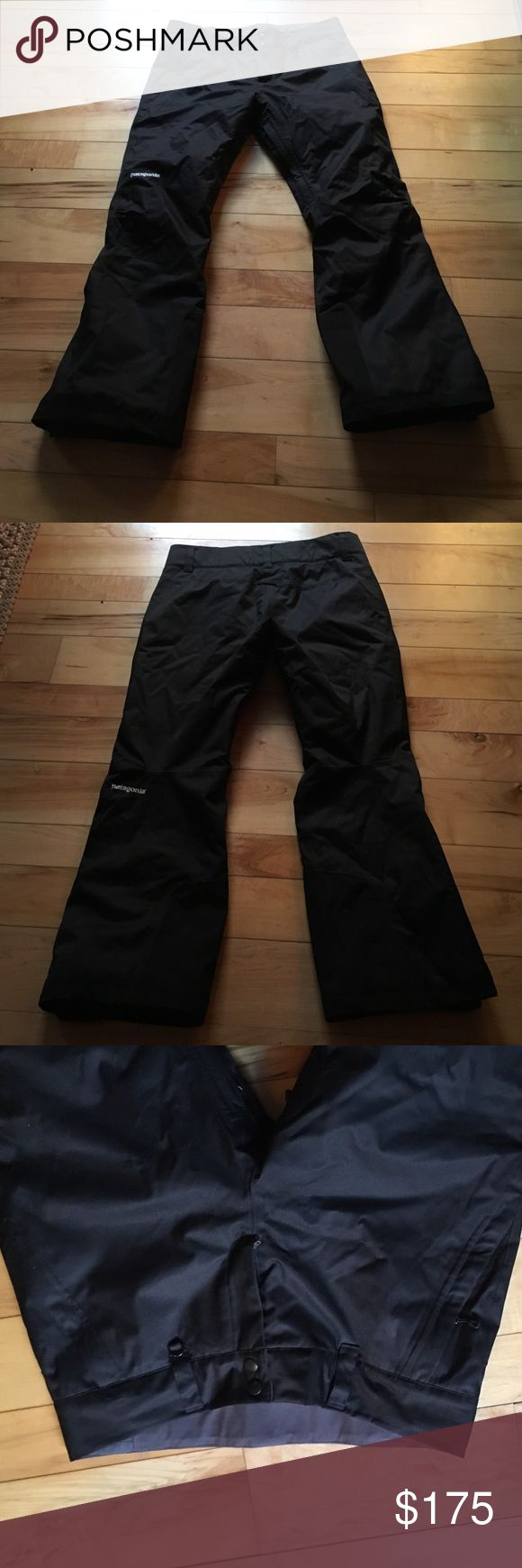 Patagonia ski pants. Patagonia Snowbelle Insulated ski pants. Worn once. Perfect condition. Very warm. 30inch inseam Patagonia Other