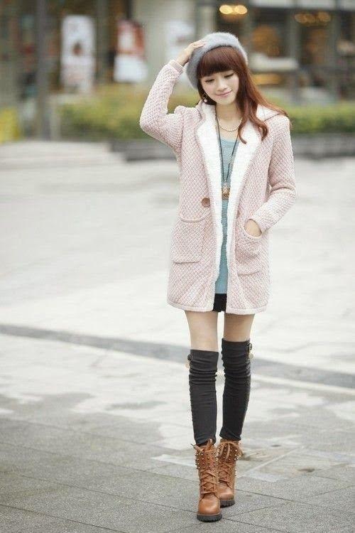 original cute winter outfits korean 14
