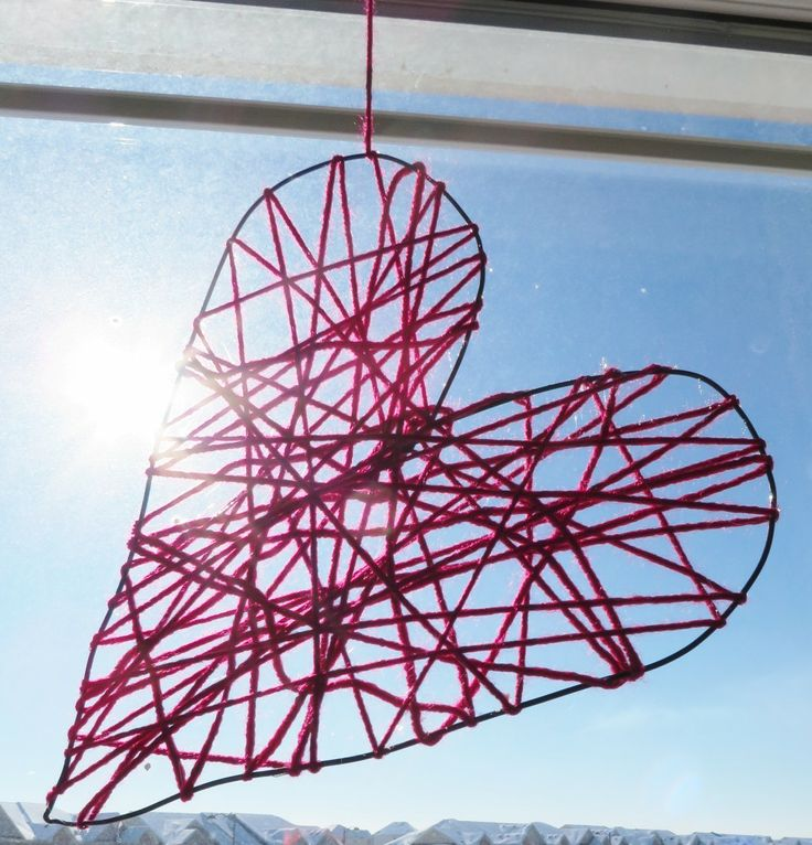 Day 3: 14 Days of Valentine's Crafts