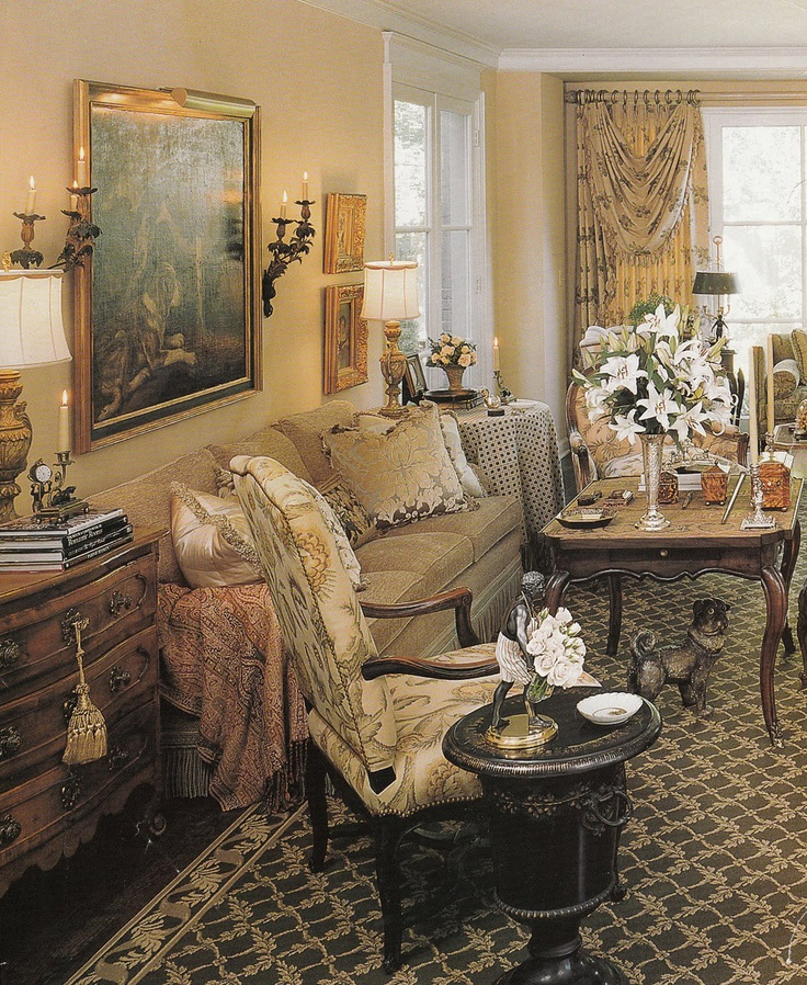 352 best charles faudree images on pinterest country for French country living