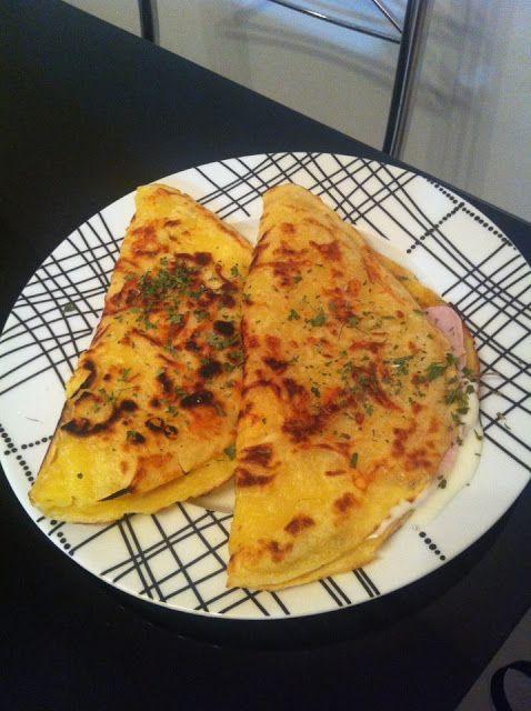 O Rodrigo, um amigo muito querido meu, aliás, amigo de loooooonga data também brisou na cozinha e fez o Panini de peito de peru e queijo ! ...