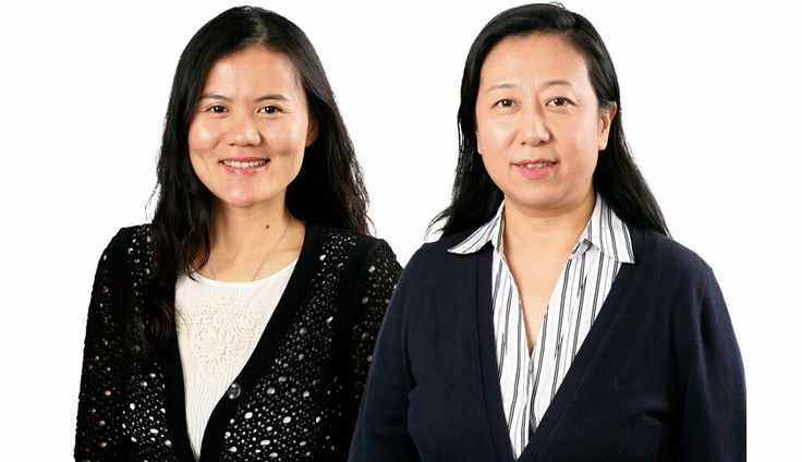 Alibaba's Maggie Wu and Lucy Peng: The dynamic duo behind the IPO. | Women Business Moguls | #Inspiration