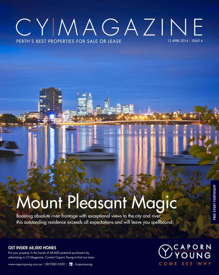 CY Magazine - Issue 4 #perth #realestate