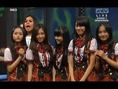 Campur Campur 19 Januari 2014 Part 6 - JKT 48 (+playlist)