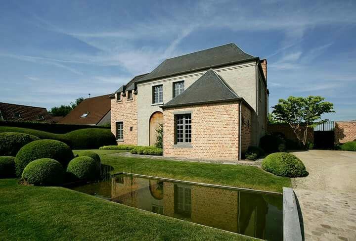 Belgian house