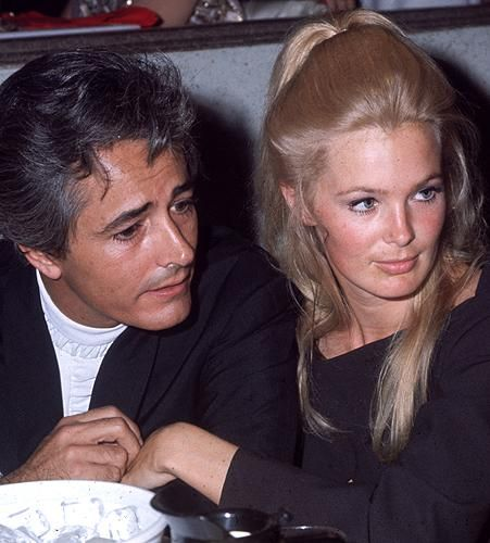 John Derek married to Linda Evans - 1968-1974. Derek left Evans for Bo Derek who was 30 years his junior.