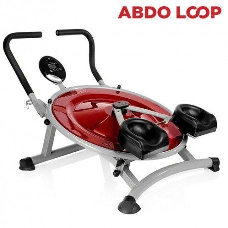 Máquina de Abdominales Circular Abdo Loop - Regalos al Mejor Precio