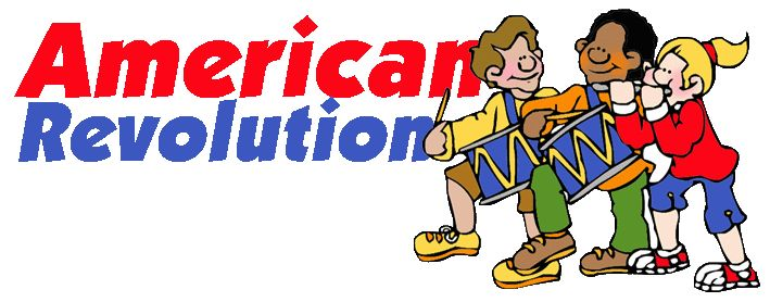 Great list of American Revoluation links, lessons, units, activities and more! All ages.
