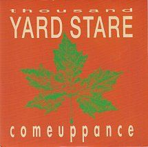 45cat - Thousand Yard Stare - Comeuppance (Edit) / Wish A Perfect - Stifled Aardvark - UK - AARD 007
