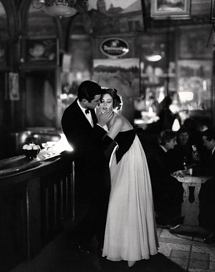 Foto di Richard Avedon, 1956//