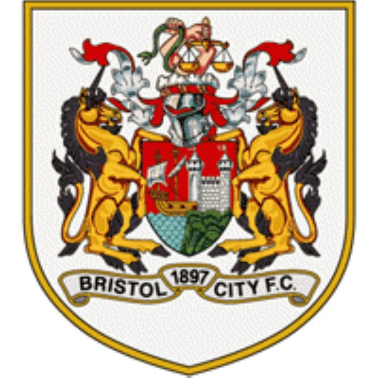 Bristol City FC in Bristol UK