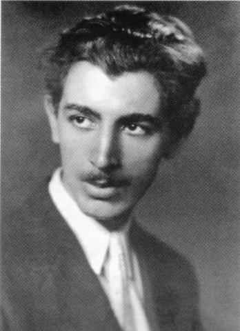 Composer Alan Hovhaness was born on this day, 105 years ago.