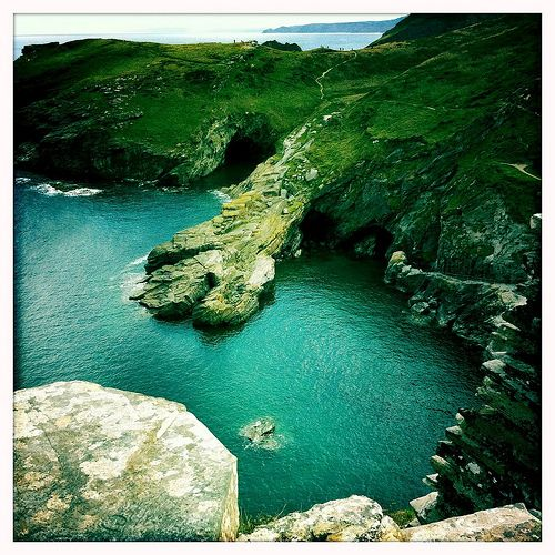 Dragonfoot, Tintagel