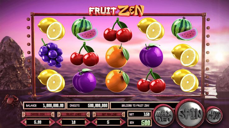 fruit slot play online