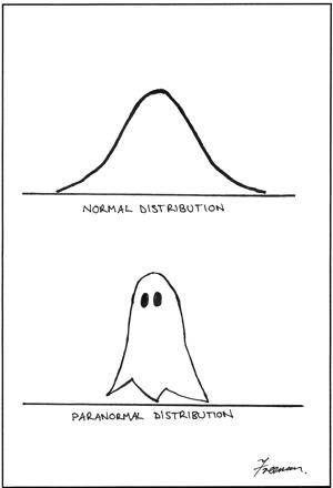 Bell curves - this is only funny because i just finished stats class.
