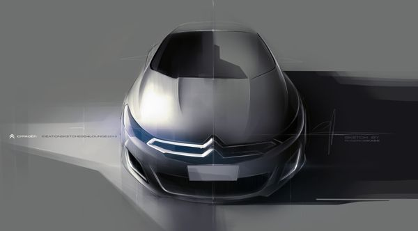 Citroën C4 Lounge (Latin America version) on Behance