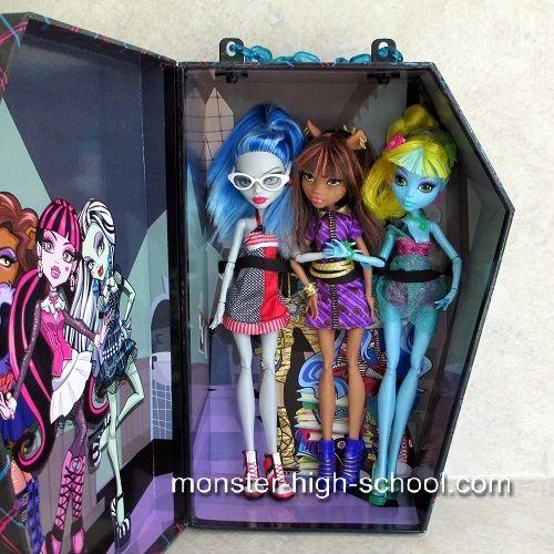 My new Monster High Doll Case - Monster High to go!