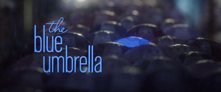 The Blue Umbrella An original Pixar short 2013