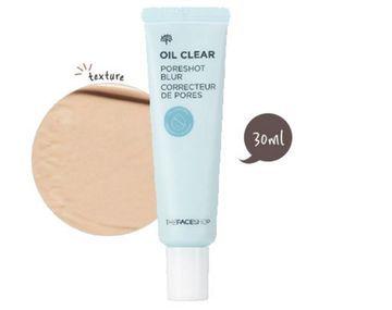 [The Face Shop] Oil Clear Pore-shot Blur Primer 30ml SALE!