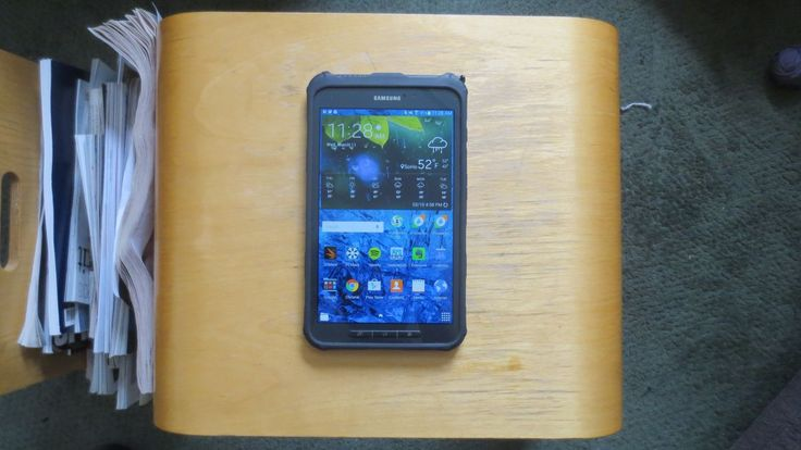 Samsung Galaxy Tab Active review | Samsung's 8.0-inch Galaxy Tab Active sells itself on promised protection as a mini tablet at a high end price. Reviews | TechRadar