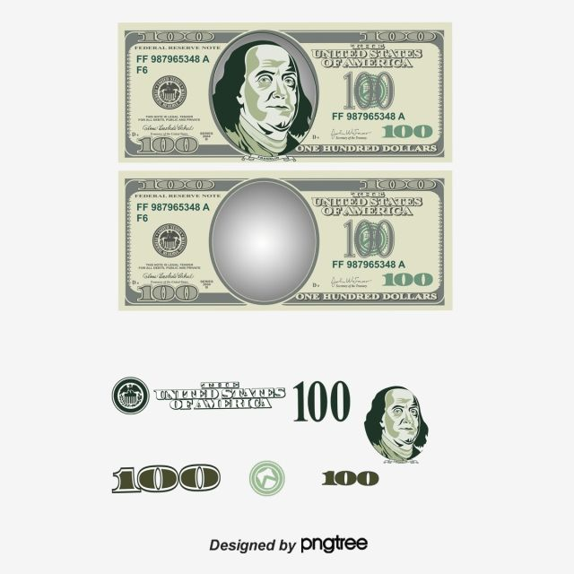 Printable Your Pic One Dollar Printable Play Money One Dollar Bill One Dollar