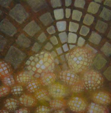 """Saatchi Art Artist Agata Padol; Painting, """"Similar"""" #art"""