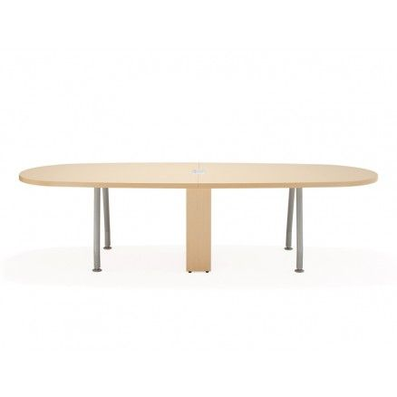 Lacasse Quorum - Large conference table.  Available for online purchase at Ugoburo.ca