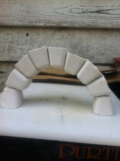 Make a Roman Arch that works! No glue!