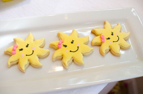 Our Little Sunshine Birthday Party Ideas | Photo 2 of 8 | Catch My Party