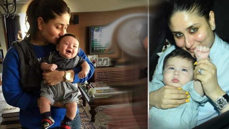 Taimur Ali Khan Swiss trip with mom Kareena Kapoor to Diwali with Saif A...