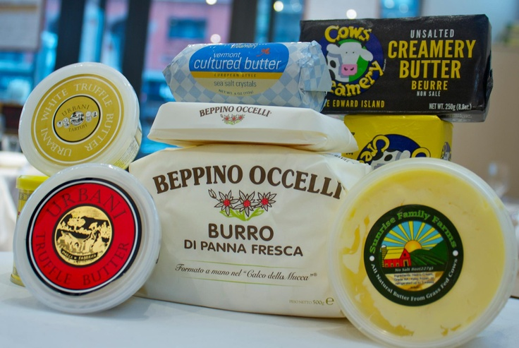 COWS creamery butter can now be bought at @Eataly NYC!