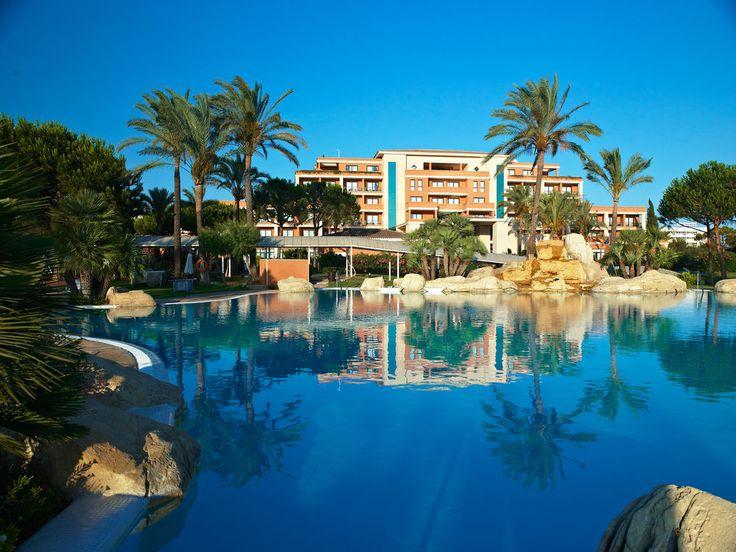 Hipocampo Palace & SPA Hotel  #Mallorca #Spain #Spanien #Island #Mallis #Ö #Hotel #Vacation #Sol #Bad #Sun #Semester #Hipocampo #Palace #SPA #Cala #Millor #CallaMillor #Pool