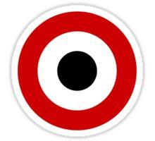 United Mod Target Sticker