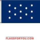 High Wind, US Made Washington's Commander in Chief Flag 6x10