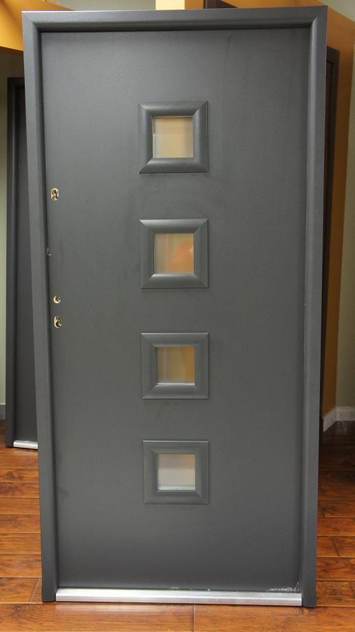 The 108 best pvc door frame images on Pinterest | Dark doors, French ...
