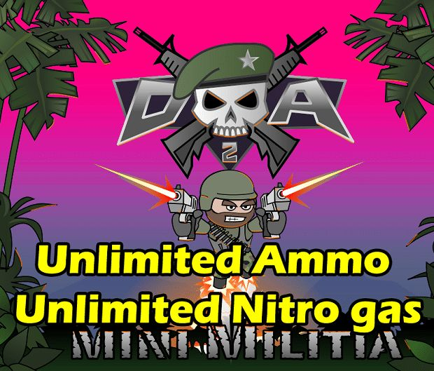 We have all been there when we are about to give up. We all have been at a point where we wished that things got easier. And, it's true! You can never win a match without using the free pro pack or a good mod. And that why I am here with an A to Z guide to Mini Militia Mod, Hacks and Cheats guide.