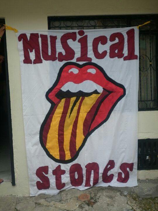 Musical Stones RVS - Deportes Tolima